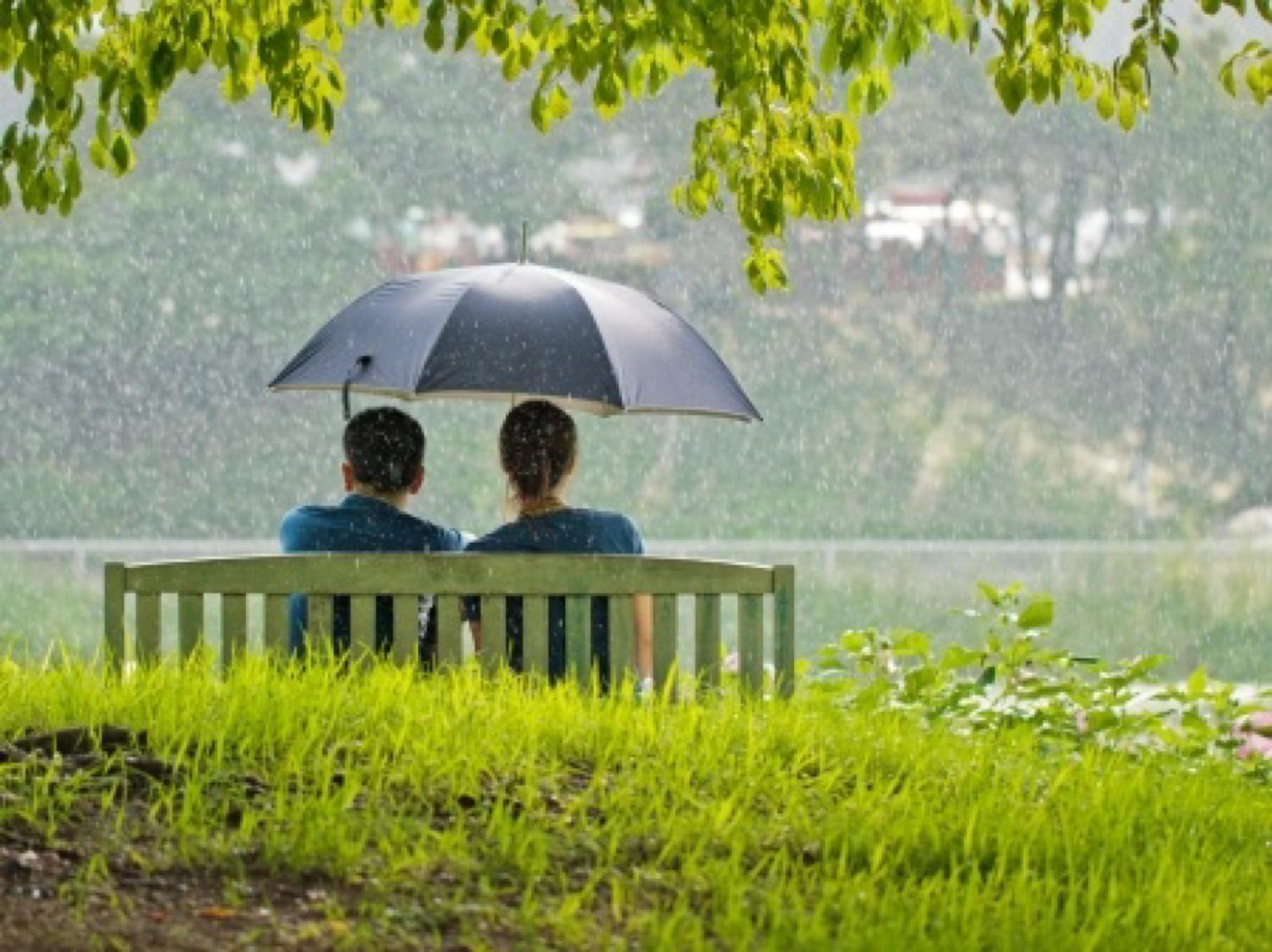 How to Improve Communication Skills depicted by couple on a bench.